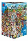 Puzzle 1500 Pz Schone Oktoberfest (rep. Checa)