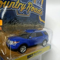 Ford Explorer 2013 Escala 1/64 Aprox Greenlight - comprar online