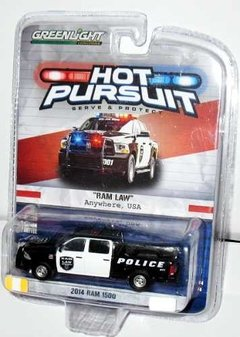 Ram 1500 2014 Hot Pursuit - Greenlight - comprar online