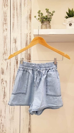 Short LOVER Denim
