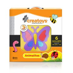 Art. 164 Pack Animalitos 6 piezas