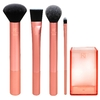 Flawless Base Set Brochas Maquillaje 1533 Real Techniques - tienda online