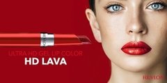 Labial Ultra Hd Gel Larga Duración Revlon 750 Lava