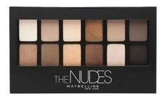 Sombras The Nudes - Neutras  Maybelline - comprar online