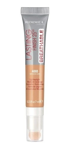 Corrector Liquido Lasting Finish Breathable Rimmel 400