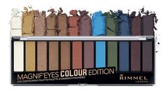 Sombras Magnif´eyes Colour Edition - Rimmel London