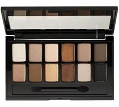 Sombras The Nudes - Neutras  Maybelline