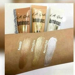 Iluminador Luminous Glow La Girl After Glow en internet
