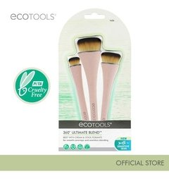 Brochas Maquillaje Bases Ultimate Blender 360 Ecotools 1636