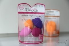 Mini Miracle Sponges 4 Unid Esponjas Real Techniques 1492 - comprar online