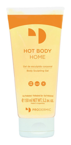 Hot Body Home - Crema Reductora Modeladora - Prodermic 150ml