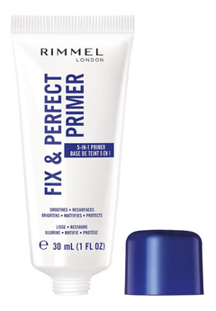 Prebase P/ Maquillaje Fix & Perfect Primer - Rimmel London