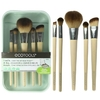 Set De Brochas + Contenedor Start The Day Ecotools 1606