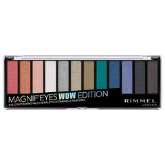 12 Sombras Magnif´eyes Wow  Rimmel London - comprar online