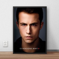 Clay Jensen - 13 Reasons Why na internet