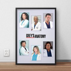 Grey's Anatomy - Personagens na internet