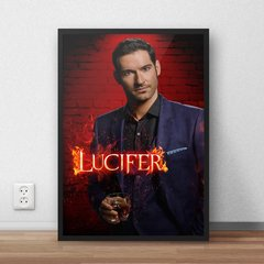 Lucifer na internet