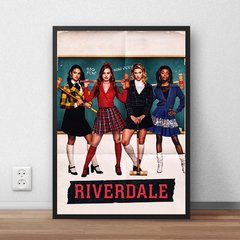 Riverdale na internet