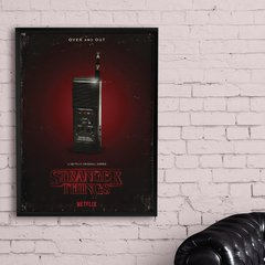 Imagem do Stranger Things - Walkie Talkie