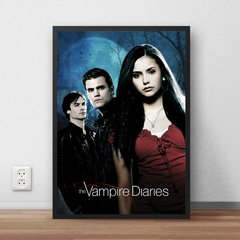 The Vampire Diaries na internet