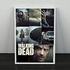 The Walking Dead - Loja Stupendo - Quadros decorativos
