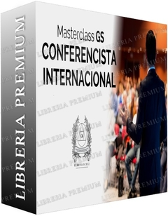 Masterclass Conferencista Internacional - Gerry Sánchez