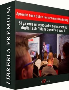 Performance Marketing - Werner Uribe