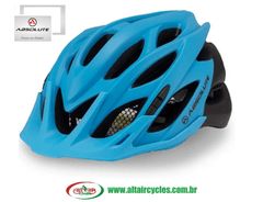 Capacete Absolute Azul Fosco - Altair Cycles
