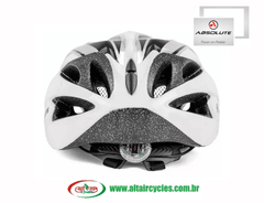 Capacete Absolute Branco WT-012 - Altair Cycles