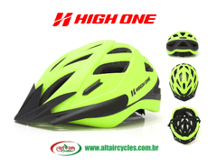 Capacete High One mod: Urbano