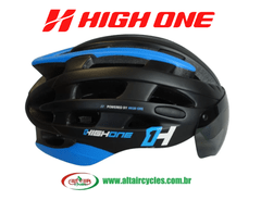 Capacete High One com Lente - Altair Cycles