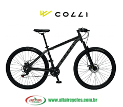 Bicicleta Colli Performance Verde 29""