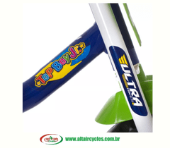 Triciclo Infantil Top Boy Jr - Altair Cycles