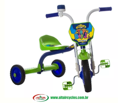 Triciclo Infantil Top Boy Jr