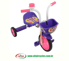 Triciclo Infantil Top Girl