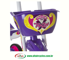 Triciclo Infantil Top Girl - Altair Cycles