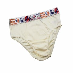 CUECA MR BROS LISA/ESTAMPADA T PP/G