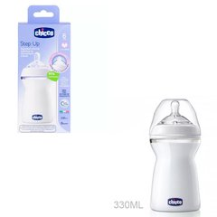 MAMADEIRA CHICCO NEWSTEP UP 3 330 ML 6M+ UN/1