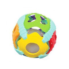 BABY BALL BUBA MINI MULTI TEXTURA LUZ E SOM