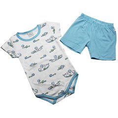 CJ BABY CONFORT T.G BODY MC/SHORT (SUEDINE). - comprar online