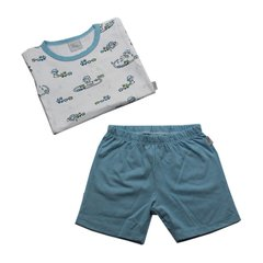 CJ BABY CONFORT T.G BODY MC/SHORT (SUEDINE).