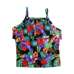 BLUSA C/ ALCA E TANGA EVERLY T.6 TROPICAL - comprar online