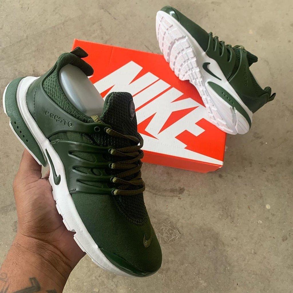 air presto verde militar