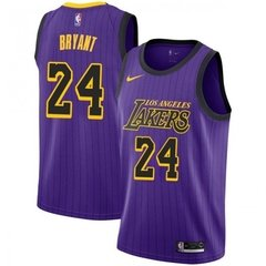 KOBE BRYANT - LOS ANGELES LAKERS JERSEY - CITY EDITION
