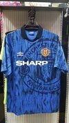 Camisa Manchester United retro away 92/93