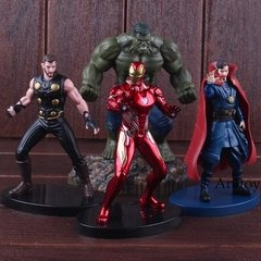 Action Figures Vingadores Great Model