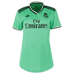 CAMISA REAL MADRID 3° KIT FEMININA 19/20