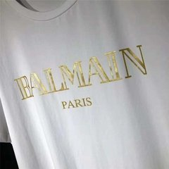 Camisetas Balmain 2019 - Suit-up Imports