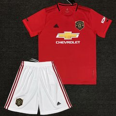 Kit infantil Manchester United home 19/20