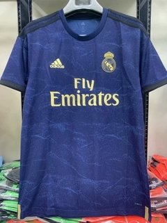 CAMISA REAL MADRID AWAY 19/20 - buy online